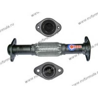Труба промежуточная 2108-10 и мод. ФОБОС вместо катализатора с гофрой-425161