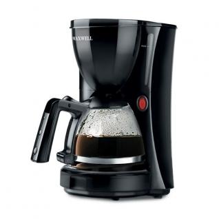 Кофеварка Maxwell MW-1650 BK-5792140
