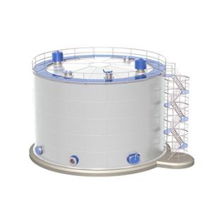 РВС-2000м3 (резервуар вертикальный стальной)