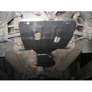 Защита Chevrolet Niva 2002- 1,7 сталь 2мм рулевых тяг 03.07.1-st ALFeco-9063276