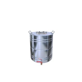 Перегонный куб с ребрами жесткости матовый 20 литров + кран-37655198