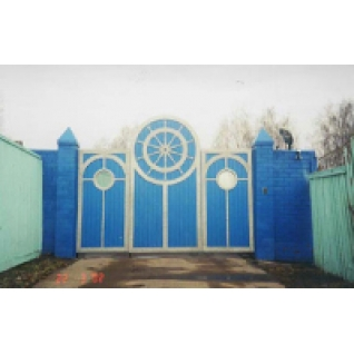 Ворота и ограждение-569469