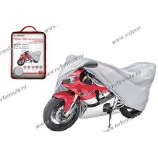 Тент на мотоцикл 203x89x119 AUTOSTANDART 102104/102125-433216