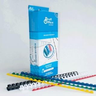 Стартовый набор пластиковых пружин для переплета-398993