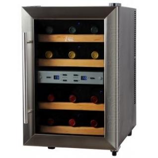 Винный шкаф Ecotronic WCM2-12DTE-400865