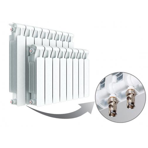 Радиатор RIFAR Monolit 500 х 7 сек НП лев MVL-6651073