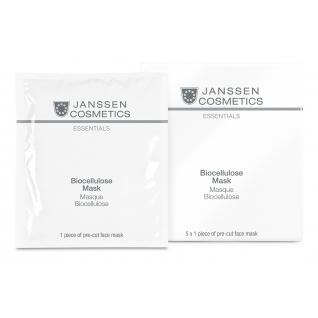 Janssen Biocellulose Mask - Интенсивно увлажняющая лифтинг-маска (биоцеллюлозная)