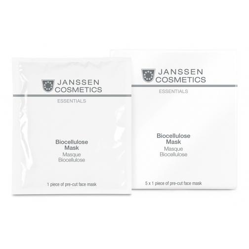 Janssen Biocellulose Mask - Интенсивно увлажняющая лифтинг-маска (биоцеллюлозная)-4943147