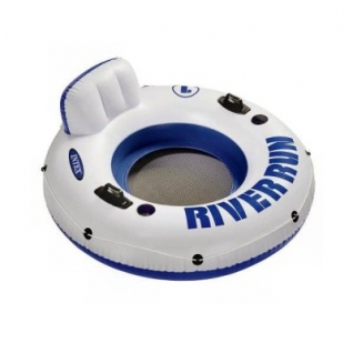 Плавательный круг Riverrun со спинкой и 2 ручками Intex-37711839
