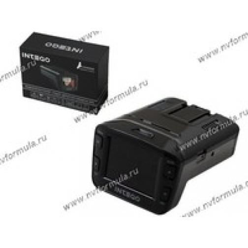 Антирадар (радар-детектор) + видеорегистратор INTEGO CONDOR с GPS-9061083