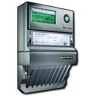 Меркурий Электросчетчик Меркурий-230 5-50А 220/380В многотарифный А/Р ЖКИ-5655494