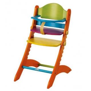 Стул Geuther Стульчик для кормления Swing цветной-1962611