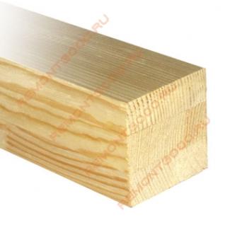 Брусок строганный 45х45х3000мм (0,006075м3) ГОСТ / Брусок сухой строганый хвоя 45х45х3000мм (0,006075м3) ГОСТ СОРТ 1-6859340