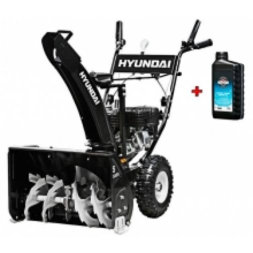 Снегоуборщик HYUNDAI S 5555 825201