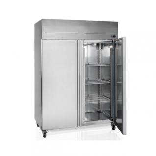 TEFCOLD Шкаф холодильный с глухой дверью TEFCOLD RK1420 нержавеющий-9188095