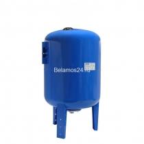 Гидроаккумулятор Belamos 100VT синий, вертикальный