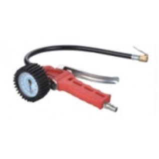 Пистолет для подкачки шин с манометром и шлангом Partner-6003707
