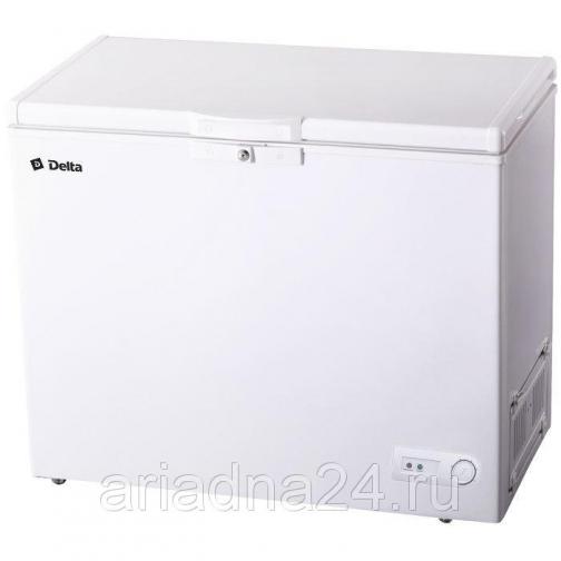 Ларь морозильный низкотемпературный 235л DELTA D-235НК, 2 корзины Delta-6724075