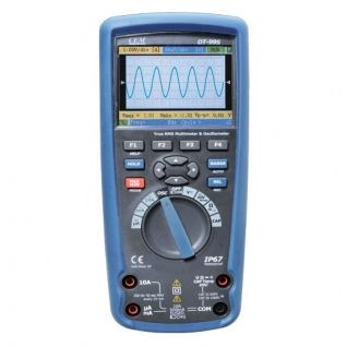 Цифровой осциллограф-мультиметр СЕМ DT-9989