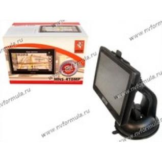 Навигатор GPS MYSTERY MNS-410MP диагональ 109мм Навител-438057
