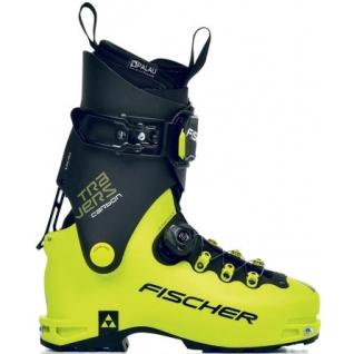 Fischer Ботинки для горных лыж Travers Carbon (2017)