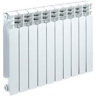 Радиатор биметаллический Sira Ali Metal 500 10 секций-6761799