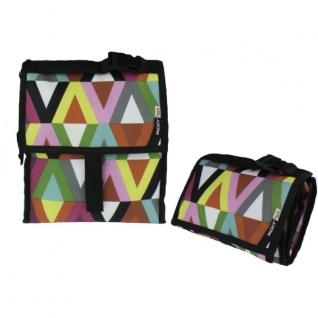 Сумка Холодильник Lunch Bag (многоцветный, 4.5л)