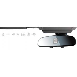 Парктроник ParkMaster 22-4-A в зеркале заднего вида ParkMaster-833538