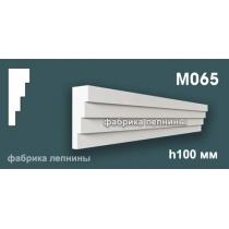 M065 Молдинг из гипса