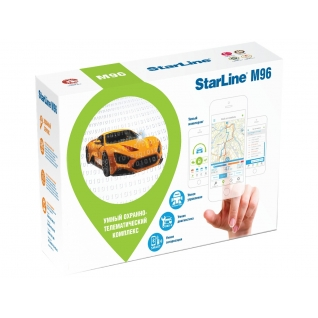 Охранно-телематический комплекc StarLine M96 L (2sim) StarLine-6452813