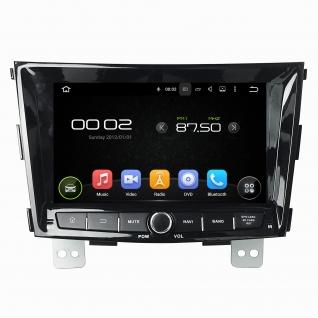 Штатная магнитола для Ssang Yong Tivoli CARMEDIA KD-8116-P3-7 на Android 7.1-37279617
