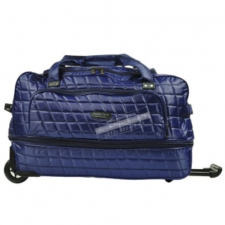Nam City Сумка дорожная на колесах Nam City Sportware - Blue (L)