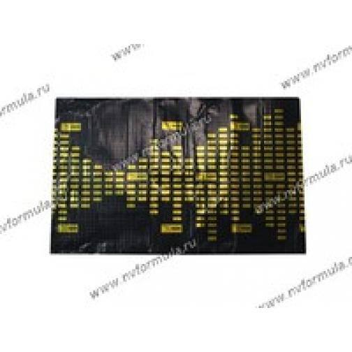 Противошумная изоляция SGM АлюМаст Альфа 2 (М2Ф) лист 0,5х0,8м/2 мм-430187