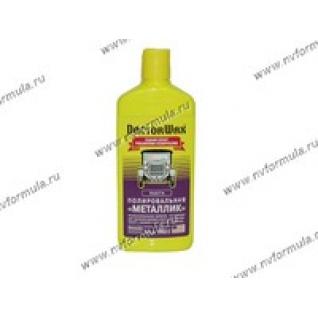 Полироль кузова Doctor Wax 8312 300мл паста Металлик-417963