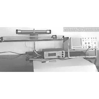 Установка для изучения звуковых волн ФПВ-03