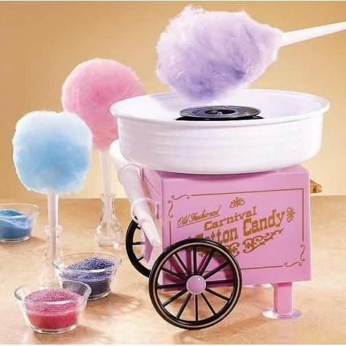 Аппарат Для Приготовления Сладкой Сахарной Ваты Candy Maker-5365026