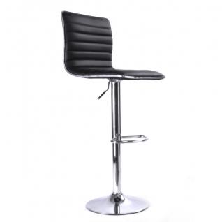 барный стул ( Черный )-6405373