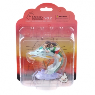 New Character Action Figure From Japan Ghibli Animation Spirited Away