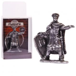 "Металлический солдатик ""Рыцари"" - Крестоносец-командир, 5.4 см Амберкинг-37728164"