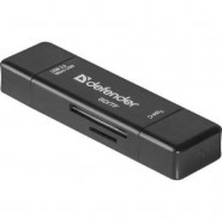 Картридер Defender Multi Stick USB2.0(83206)