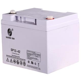 Аккумуляторная батарея Sacred Sun АКБ 42-10