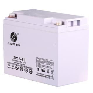 Аккумуляторная батарея Sacred Sun АКБ 50-10