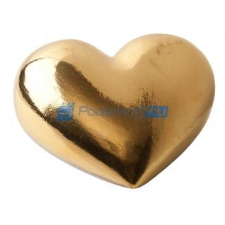 Фарфоровое сердце Golden Heart (Золотое сердце)-5864399