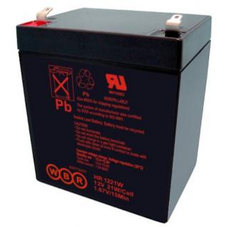 WBR Батарея WBR HR 1221W F2 (12 В, 5а/ч) HR1221W F2