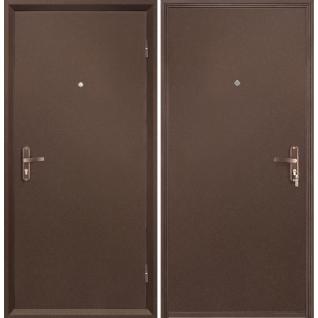 Дверь металлическая Valberg Б2 ПРОФИ 2050/950/70 R/L