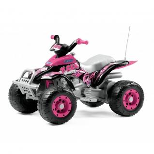 Электромобиль Corral T-Rex, розовый Peg Perego-37716107
