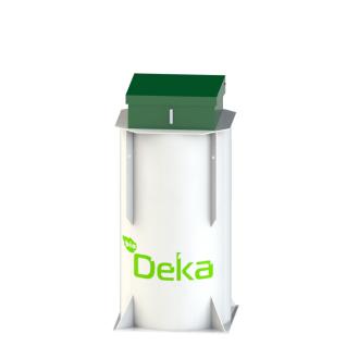 Канализация для дома BioDeka 5 - 800-452360