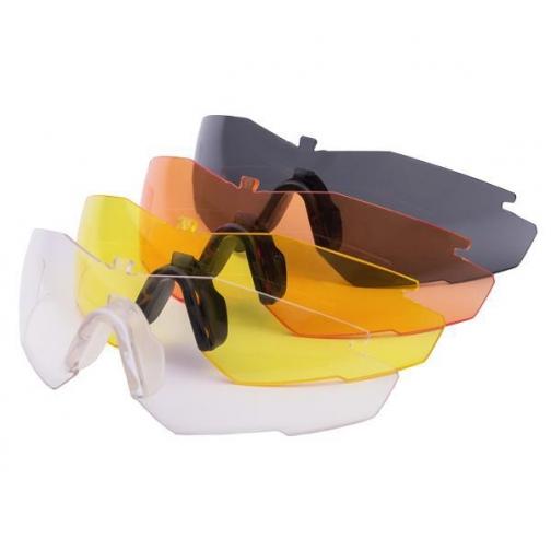 Revision Линза Revision Stingerhawk, цвет оранжевый-5676561