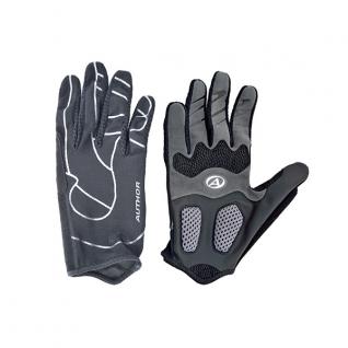 Перчатки Author Ff Pro Xl черно-серые