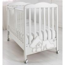 Кровать Baby Expert Кровать Coccolo беленый